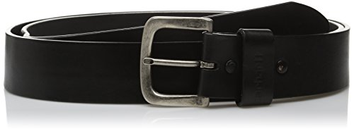 Carhartt Men's Regular Signature Casual Belt, Journeyman Black, 34