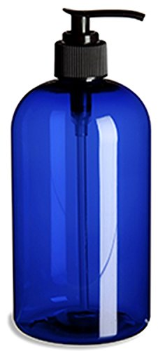 16 Ounce Cobalt Blue