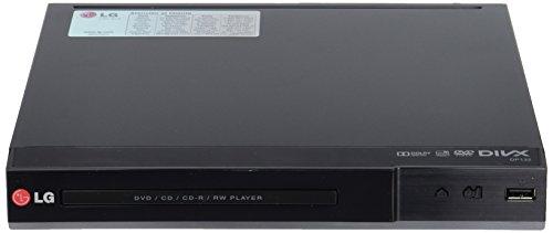 LG DP132 DVD Player With Flexible USB & DivX Playback