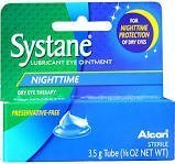 Systane Lubricant Eye Ointment 3.5 g 1 Pack