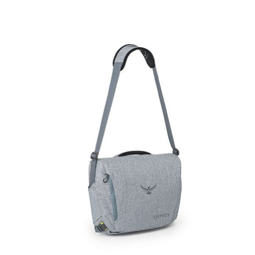 Osprey Packs Beta Port Courier Bag (Spring 2016 Model), Grey Herringbone