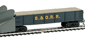 trains Mehano, Snow PLOW – B&O – Blue, H0 Scale 314edEiahYL