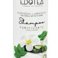 Recensione Shampoo Purificante Menta & Aloe Vera Edotea