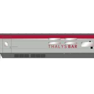JOUEF HJ3002 Thalys PBKA Bar Coach VI 315LYshxYtL