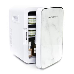 Teami Mini Fridge for Skincare - 10 Liter Compact Mini Refrigerator - Perfect for Bedroom or the Office. Store Cans… 50
