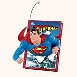 Hallmark Keepsake Ornament Superman Comic Book Heroes