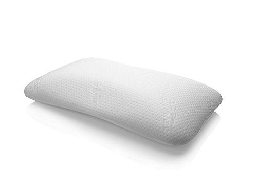 Tempur-Pedic TEMPUR-ProForm Symphony Luxury Pillow for Sleeping, Soft Premium Foam, Washable Cover, Standard, White