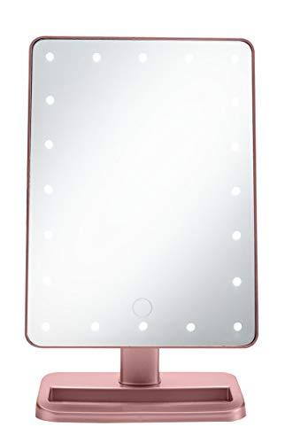 Vivitar Bluetooth Speaker Light Up Vanity Mirror