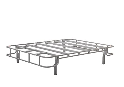 Forever Foundations Store More Metro Steel Bed Frame, Queen