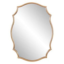 Patton Wall Decor 24×36 Gold Ornate Accent Wall Mounted Mirrors