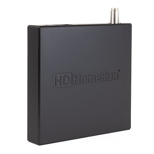 SiliconDust HDHomeRun Connect Duo 2-Tuner LiveTV for Cord Cutters (HDHR5-2US) (Renewed)