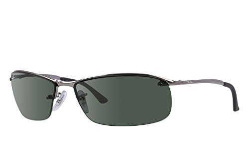 317MJjU14zL Every model in the Ray-Ban collection is the product of meticulous, original styling that translates the best of the latest fashion trends into an ever-contemporary look for millions of Ray-Ban wearers around the world. Lens Width: 63mm Arm Length: 125mm Ray-Ban products sold by authorized sellers, like Amazon.com, are eligible for all manufacturer warranties and guarantees.