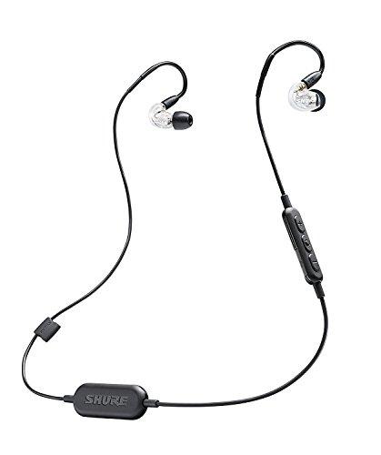 Shure SE215-CL-BT1 Inalámbrico Aislamiento de sonido In-ear