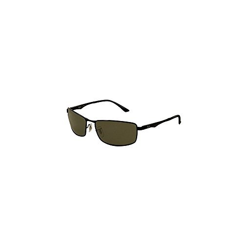 Case included Ideal for the active male, the lightweight yet super strong metal of the rb3498 won't slow you down. Spring-loaded hinges and malleable temples allow for fit, comfort and durability.