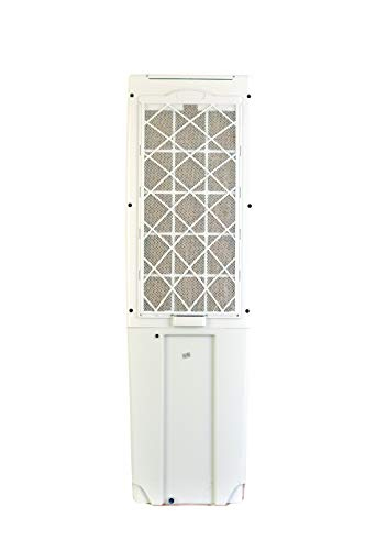 317xrEF18VL - Himalaya Coolers Personal Room Air Cooler with Silent Fan and Honeycomb Pads (40 L Capacity, White)