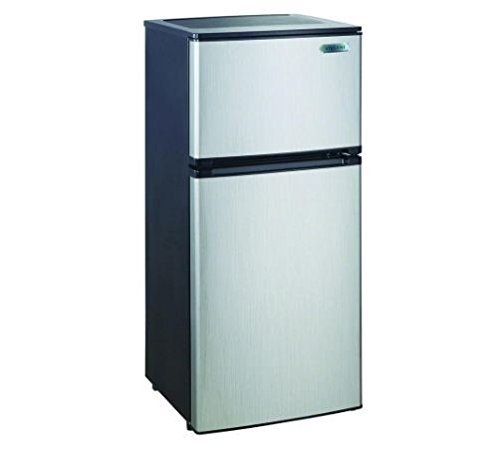 Magic Chef Magic Mountain Water Products Presents the 4.3 Cu Ft Two Door Mini Refrigerator (The Big Mini)