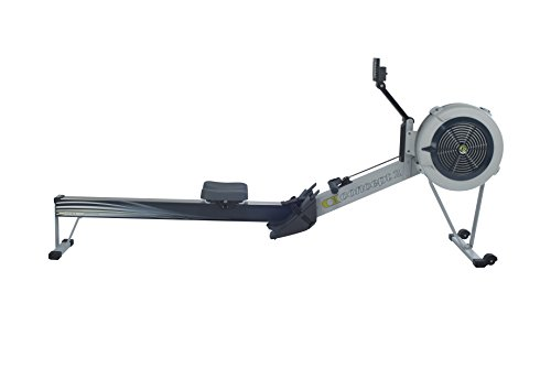 Concept2 Model D Indoor Rowing Machine (Light Gray) with PM5