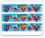Superman Border Edible Image