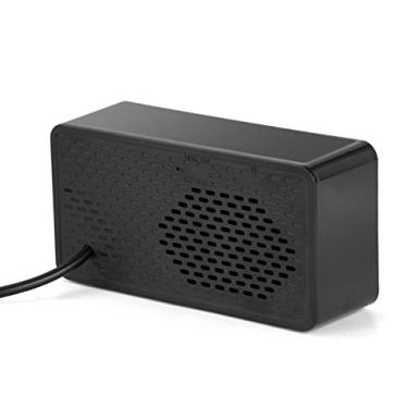 HONKYOB-Portable-USB-Mini-Speaker-with-Loud-Stereo-SoundUSB-Powered-for-ComputerNotebookLaptopPCHomeOutdoorsTravelCheckout-Counter