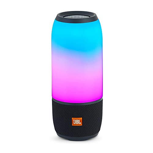 JBL-Pulse-3-Wireless-Bluetooth-IPX7-Waterproof-Speaker-Black