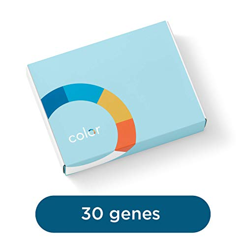 Color - Genetic Risk Test for Health, 30 Genes, Includes BRCA1 and BRCA2