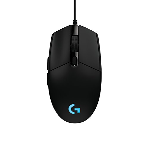 Logitech G203 Prodigy RGB Wired Gaming Mouse -...