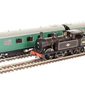 Hornby R3512 Wainwright H Class 0-4-4T Early BR Train Pack 319NFXhcvKL