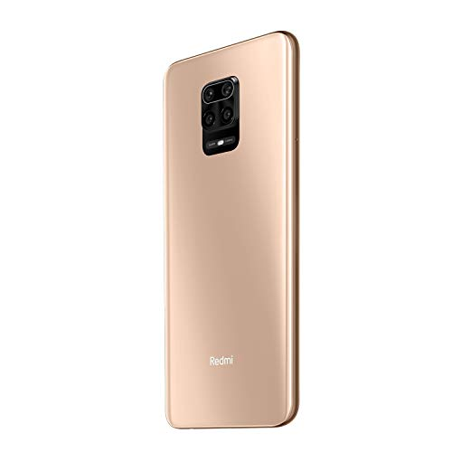 319PIsD0vhL - Redmi Note 9 Pro Max (Champagne Gold, 6GB RAM, 128GB Storage) - 64MP Quad Camera & Latest 8nm Snapdragon 720G | with 12 Months No Cost EMI