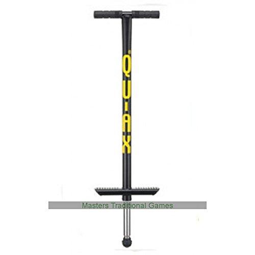 QU-AX V200 Adult Pogo Stick (Black)