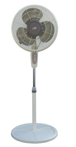 SPT 16' Outdoor Misting Fan, Multi