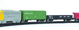 Bachmann Trains – Rail Express Battery Operated Train Set – HO Scale 319o1 2BvnyFL