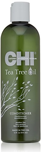 31A1oHroHFL Tea Tree Oil unclogs pores and removes build up. Peppermint Oil provides a refreshing and awakening sensation while helping to normalize and balance scalp oils to relieve dry scalp. Chamomile protects and maintains hair's strength and resilience, building a natural layer of resistance to damaged.