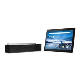 Lenovo-Smart-Tab-M10-101-Android-Tablet-Alexa-Enabled-Smart-Device-with-Smart-Dock-Featuring-2-Dolby-Atmos-Speakers-16GB-Storage-with-Alexa-Enabled-Charging-Dock-Included