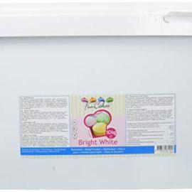 FunCakes Pasta di Zucchero Bianca - pacco da 10 Kg