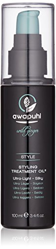 Paul Mitchell Awapuhi Wild Ginger Styling Treatment Oil 3.4 oz