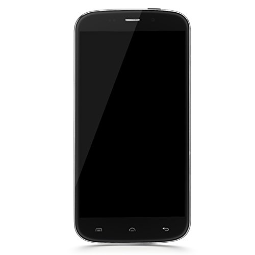 Doogee Nova Y100X 5.0 inch Screen MT6582 1.3GHZ Quad-Core Android 5.0 8GB ROM Smartphone (Black)
