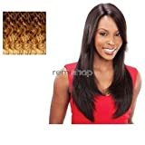 SAGA Remy Deep Invisible'L' Part Lace Front Wig MUSE (OM2730613)