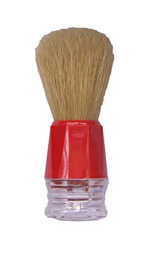 Professional Pure Bristle Shaving Brush (10018) (Red) 5