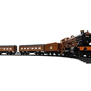 Lionel Hogwarts Express Battery-powered Model Train Set Ready to Play with Remote 31B7cXKbAaL