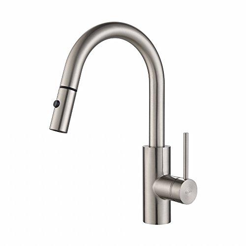 Kraus KPF 2620SS Modern Oletto Kitchen Faucet Review   Kitbibb