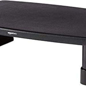 AmazonBasics Adjustable Monitor Stand 31BI3uRfslL