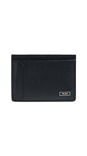 1 main compartment, money clip, 1 slip pocket, 2 card pockets Great gifting idea