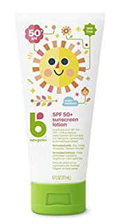 Your baby's world just got a little bigger!It's a big, wide world out there and your baby wants at it. Our SPF 50+ formulas provide broad spectrum UVA/UVB protection and glides on smooth for effortless application. Non-allergenic and tear free, so i...