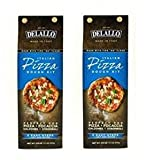 Delallo Italian Pizza Dough Kit (Pack of 2)