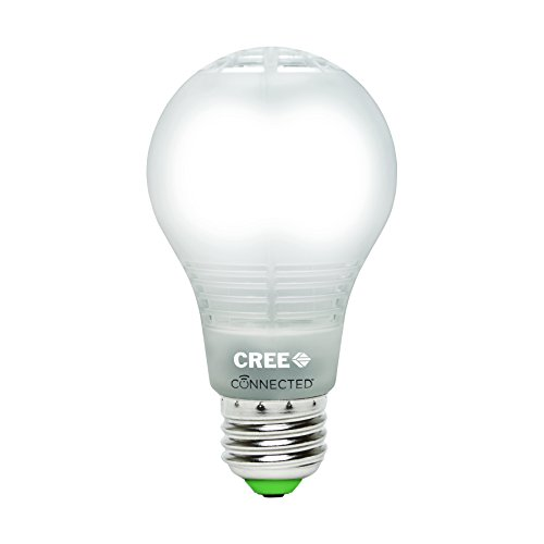 Cree Connected A19 Dimmable LED Light Bulb Review