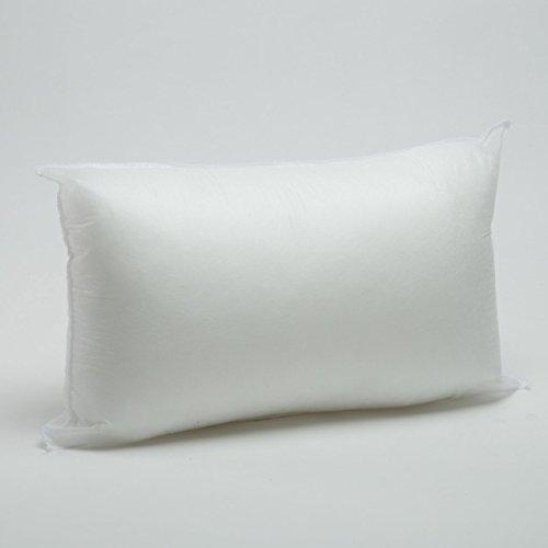 Foamily 12 X 20 Premium Hypoallergenic Lumbar Stuffer Pillow Insert Sham Square