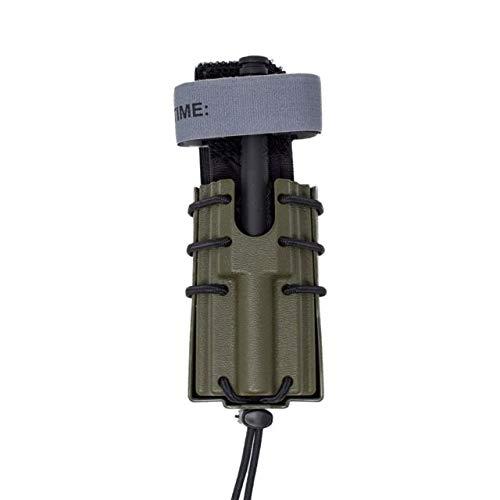 Wilder Tactical Universal Tourniquet Pouch, Standard 1.75in Quick Clip, OD Green, EVOUTQOD175