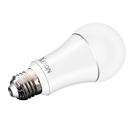 Xenon WiFi Smart LED Light Bulb Compatible with Alexa Echo Remote Control by IPhone Smartphone IOS & Android Google Assistant 6W …