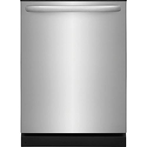 "Frigidaire FFID2426TS 24"" Built In Fully Integrated Dishwasher with 4 Wash Cycles, in Stainless Steel"