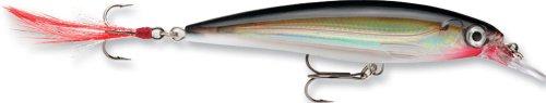 Rapala X-Rap Jerkbait 10 Fishing lure (Silver , Size- 4)